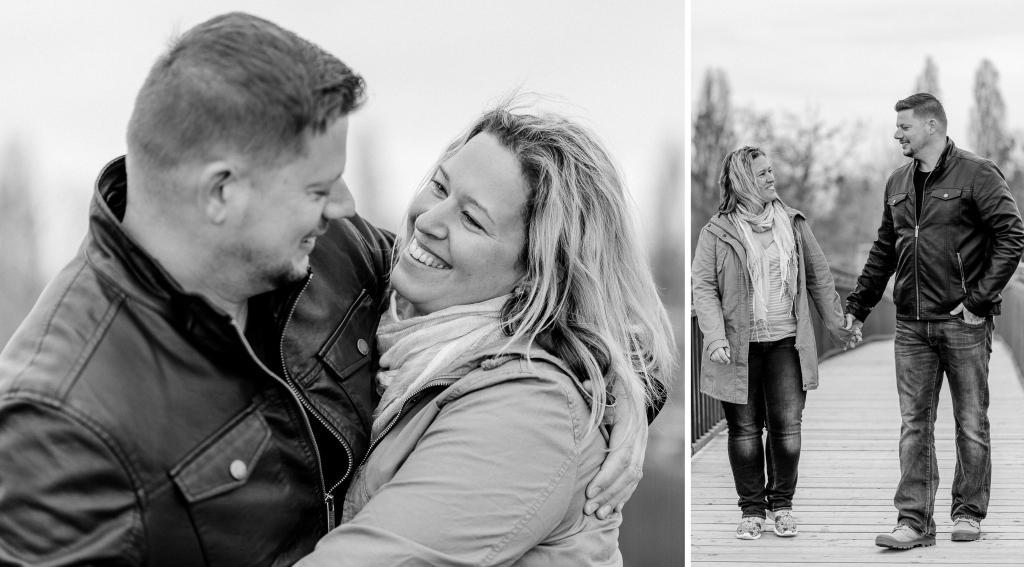 Wien - Hochzeitsfotografie Alex - Paarshooting Blumengärten Hirschstetten