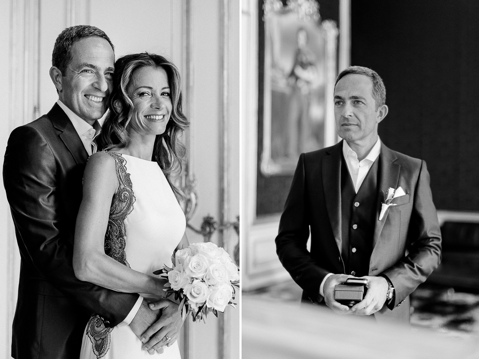 Hochzeit im Palais Coburg