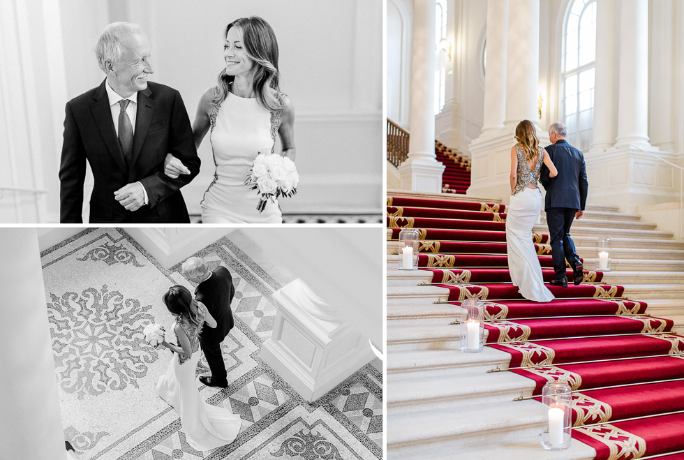 Hochzeit feiern im Palais Coburg