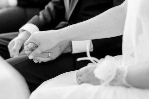 Hochzeit Claudia & Martin - Weingut Thallern