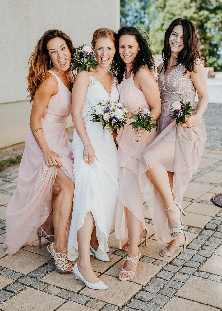Hochzeit Gumpoldskirchen - Brautjungfrauen