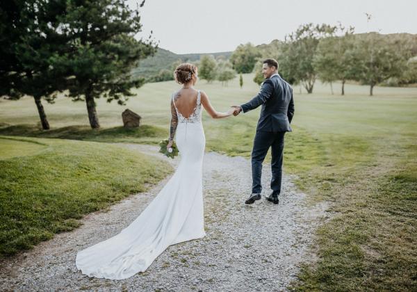 Hochzeit in Gumpoldskirchen