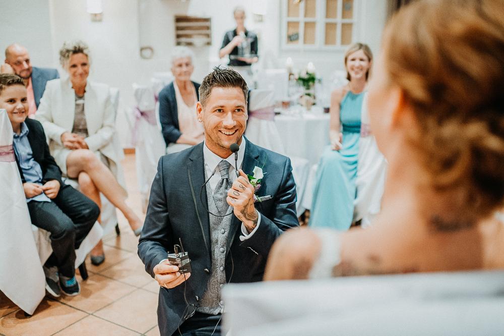 Hochzeit Bräutigam