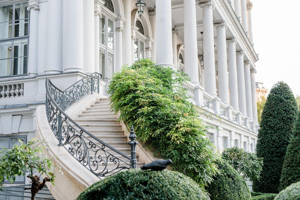 Hochzeit Palais Coburg Wien