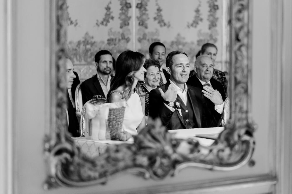 Hochzeitsfeier Palais Coburg in Wien