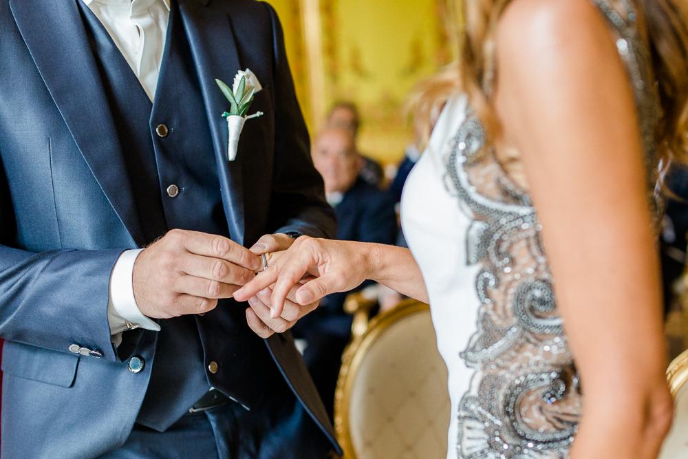 Hochzeit Palais Coburg in Wien