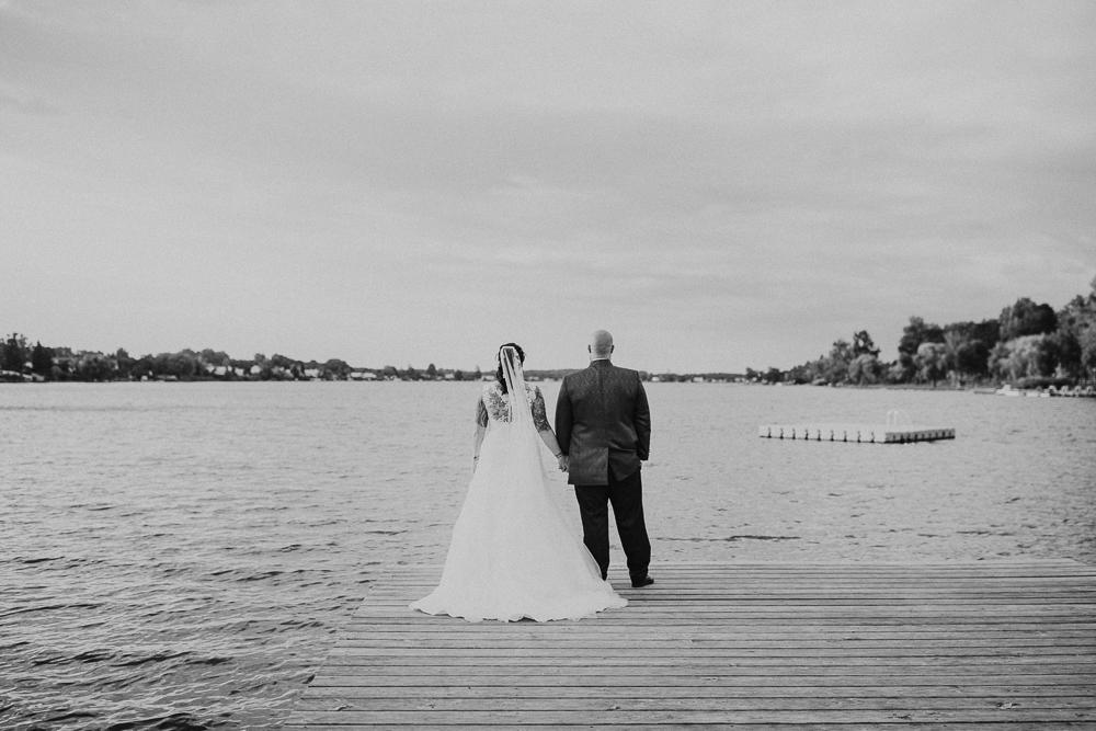 Hochzeit am Neufeldersee
