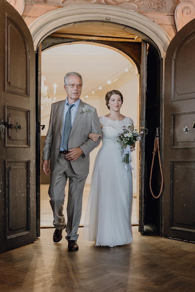 Hochzeit im Standesamt Retz
