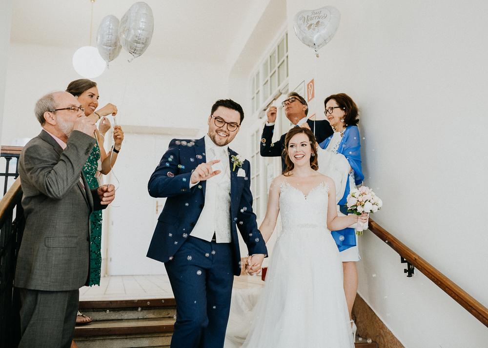 Hochzeit im Standesamt Wien