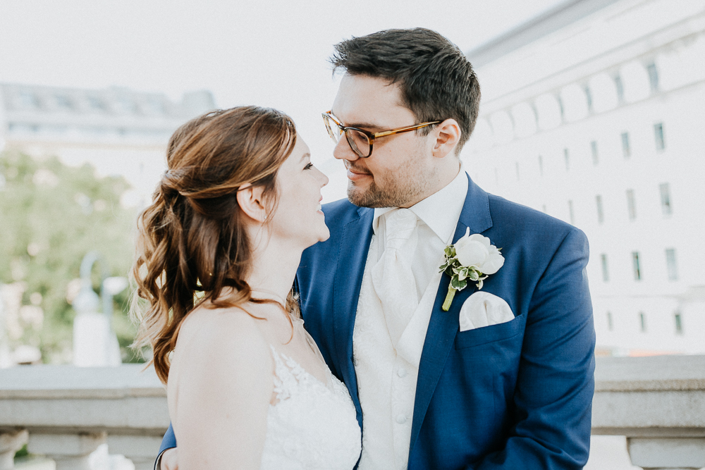 Wundervolle Hochzeit in Wien