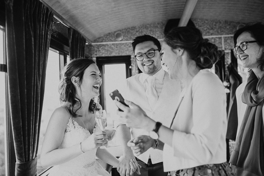 Hochzeit in Wien - Riesenrad Prater