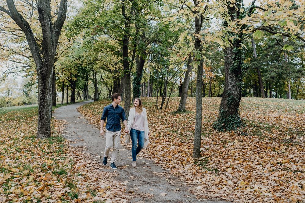 Paarshooting Nina und Georg
