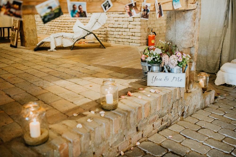 Deko Vintage Hochzeit