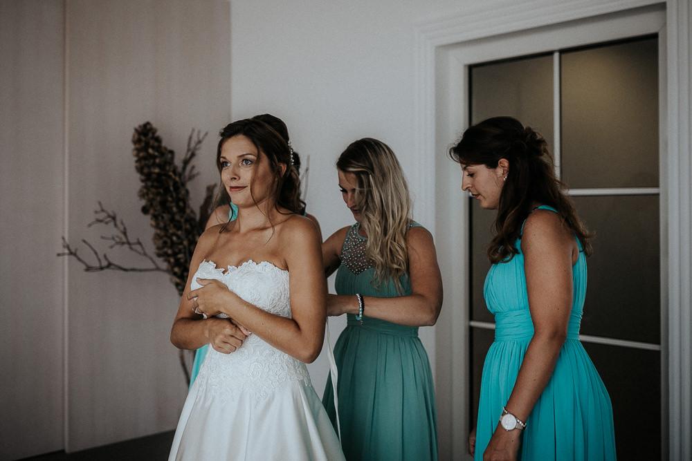 Hochzeit Vorbereitungen Fotograf