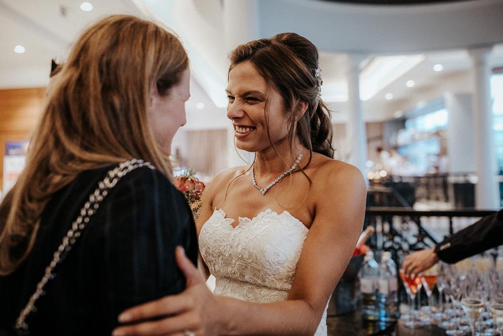 Hochzeit im Golfresort Fontana