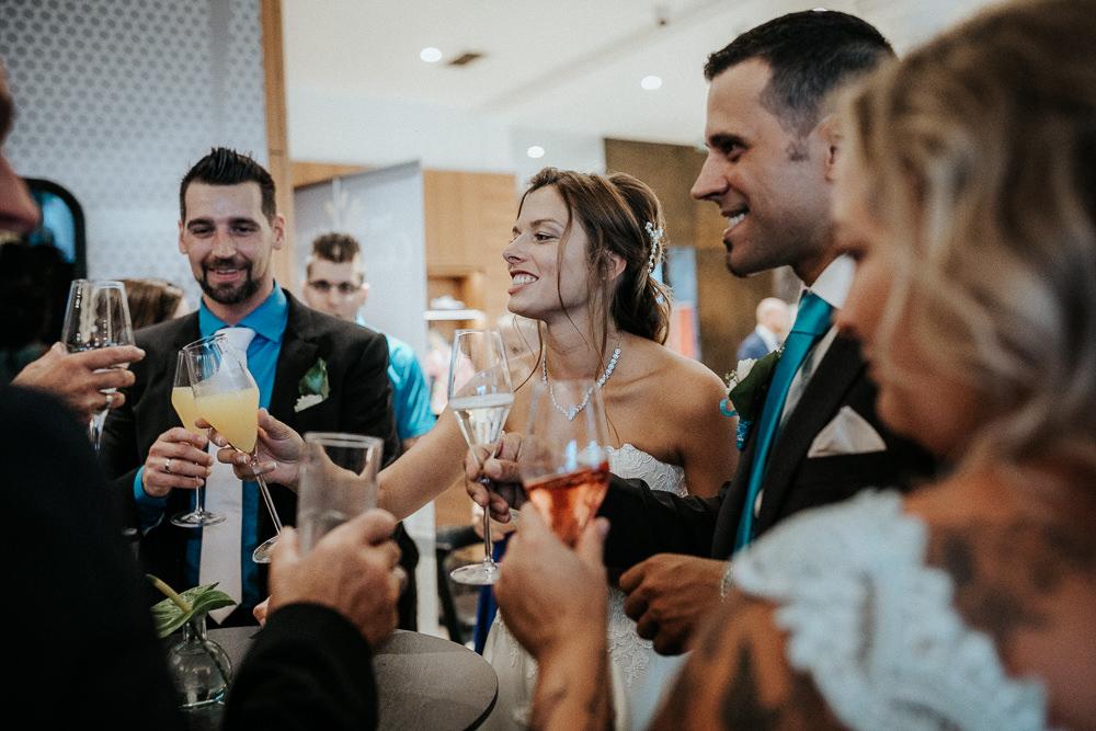 Golfresort Fontana Hochzeit
