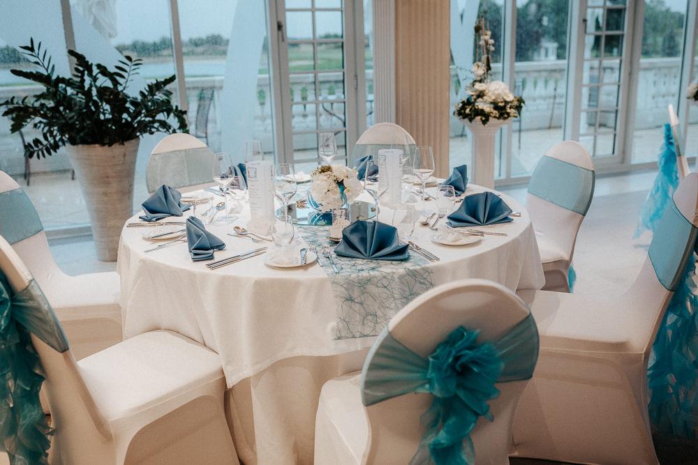 Fontana Golfresort Hochzeitslocation