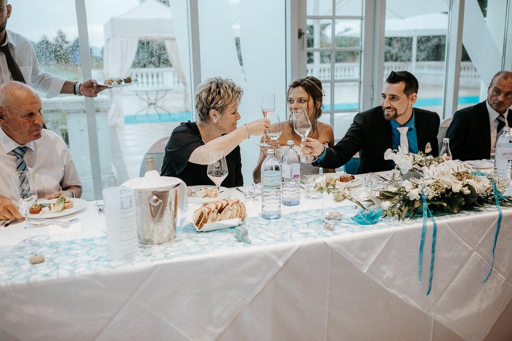 Hochzeit Ansprache Hochzeitstafel