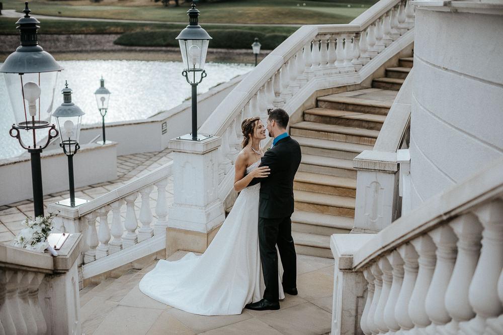 Hochzeit im Fontana Golfresort