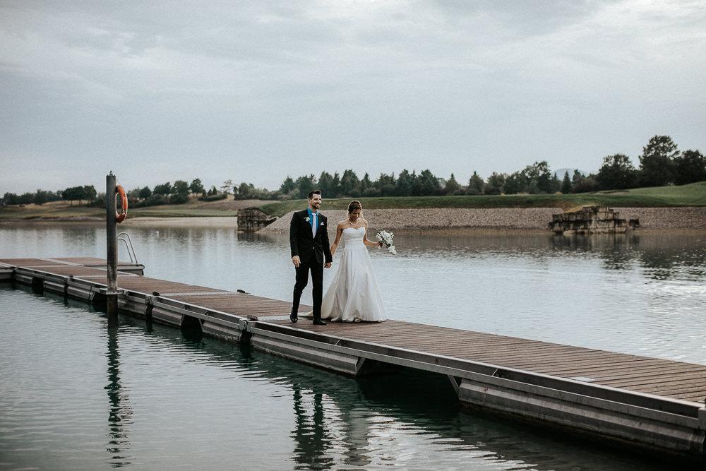 Golfresort Fontana Hochzeitsfotos