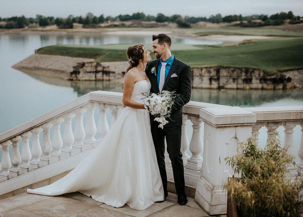 Hochzeitsbilder am Hochzeitstag