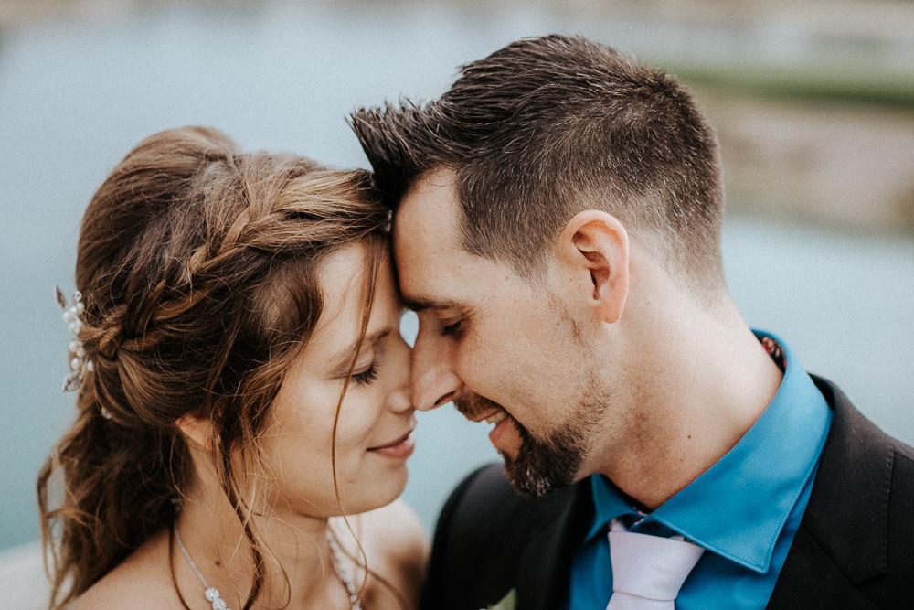 Hochzeitsshooting Brautpaar Shooting