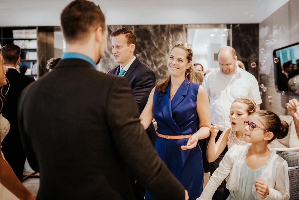 Wunderschöne Momente Hochzeit