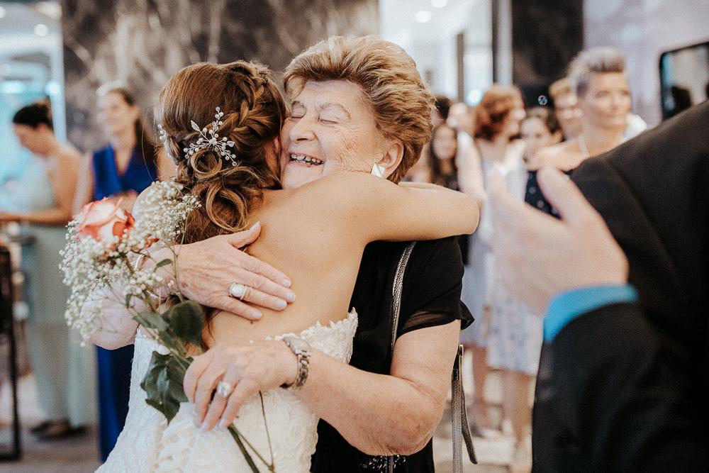 Gratulation Hochzeit Emotionen