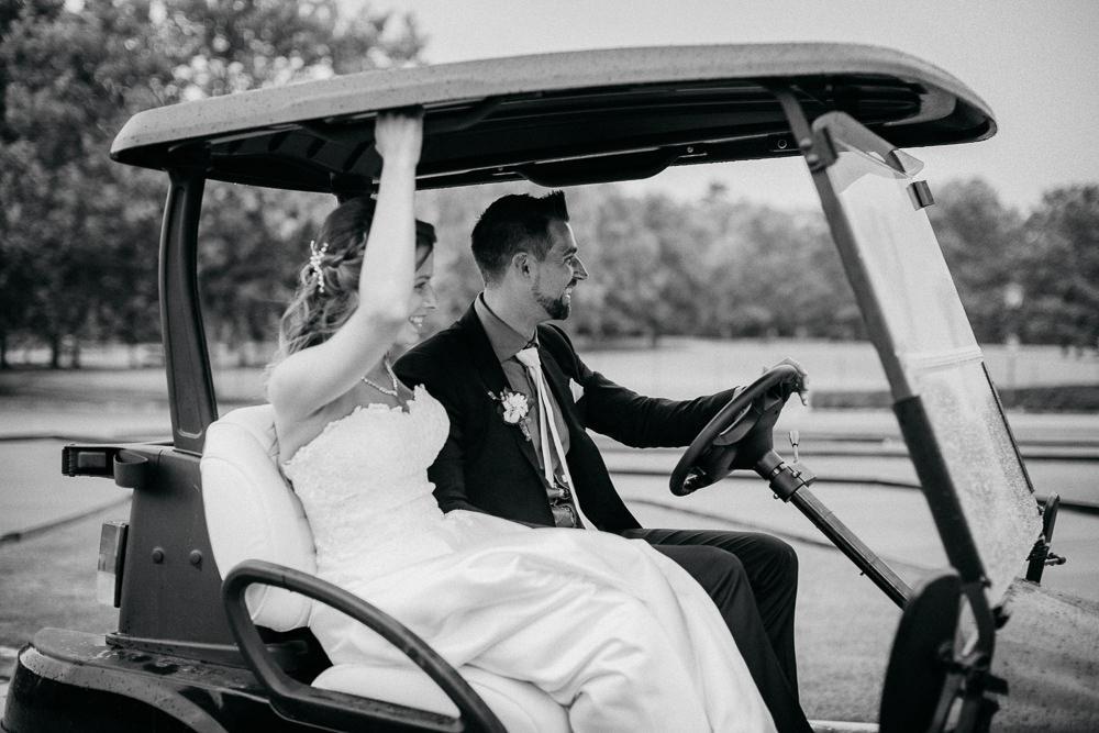 Golfresort Hochzeitsbilder