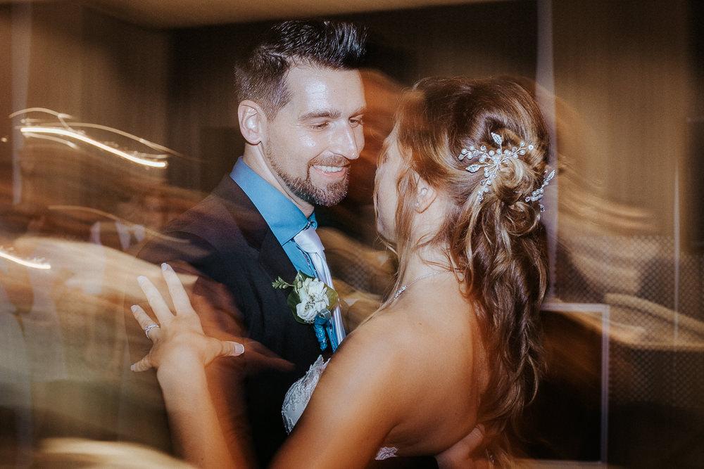 Hochzeitstanz am Hochzeitstag