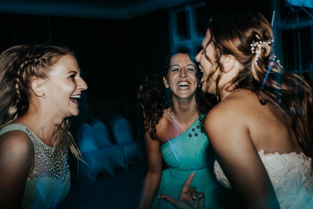 Partyspass Hochzeit im Fontana Golfresort