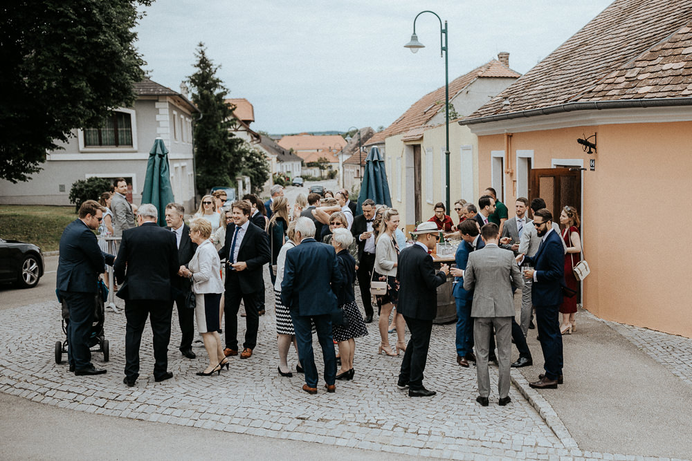 Hochzeit in Guntersdorf