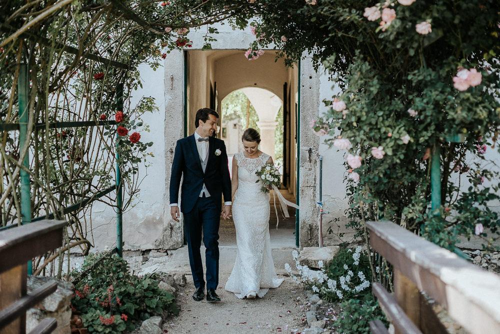 Hochzeit im Schloss Guntersdorf