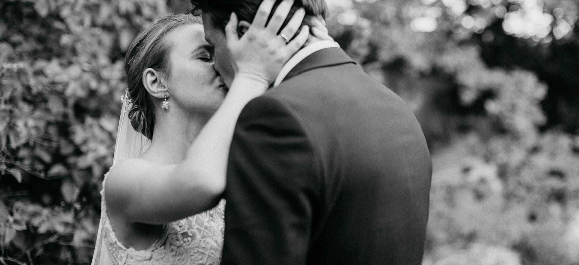 Emotionales Hochzeitsshooting