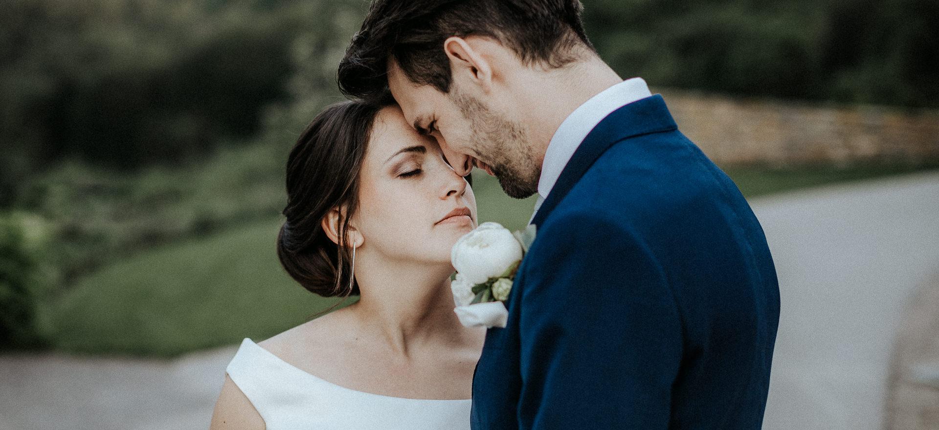 Emotionales Hochzeitsshooting Refugium Hochstrass