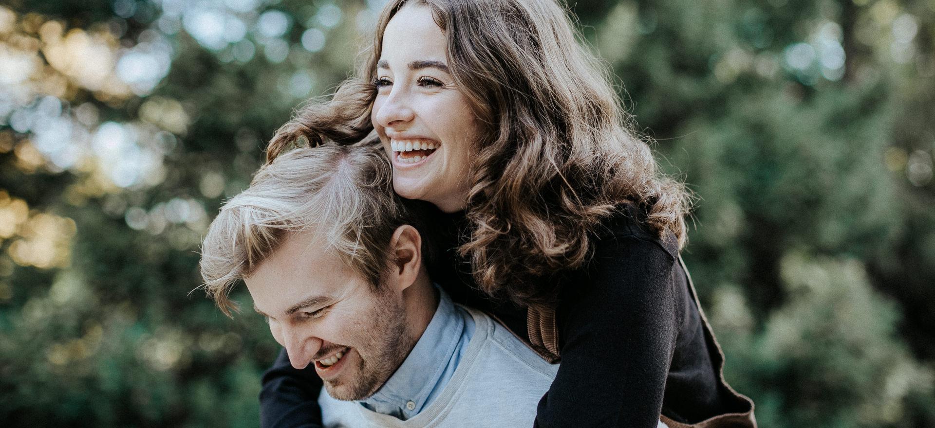 Verlobungsshooting Wien - Türkenschanzpark
