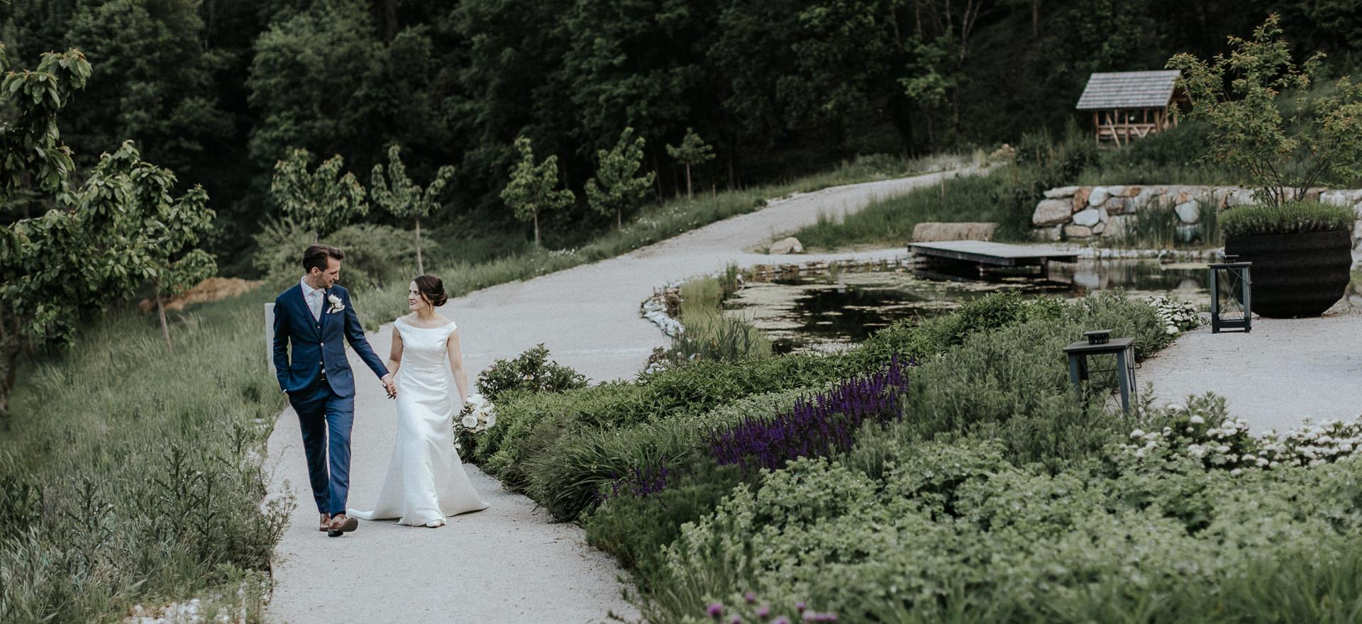 Hochzeitsfotograf Wien - Paarshooting