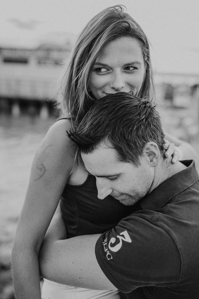 Couple Engagement Shooting Fotograf