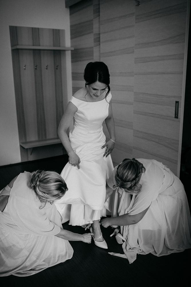 Hochzeit Vorbereitung Refugium Hochstrass