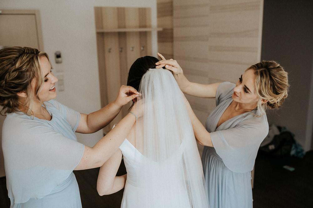 Hochzeitstag besonders im Refugium Hochstrass